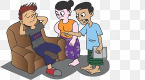 Nagging Parents - Student Laziness Parenting Learning Child PNG