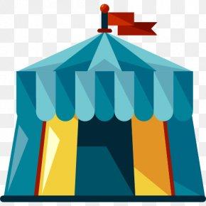 Cartoon Circus - Circus Icon PNG