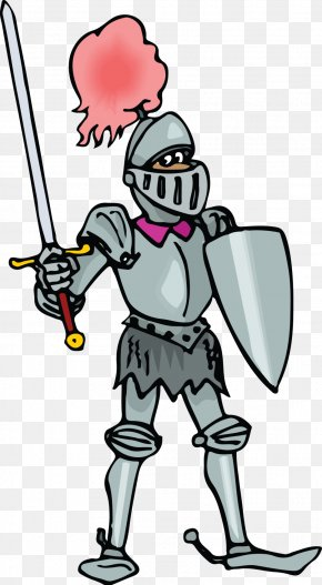 Medival Knight - Knight Middle Ages Clip Art PNG