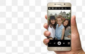 Selfie - Samsung Galaxy Note 5 Camera Image Stabilization Android PNG