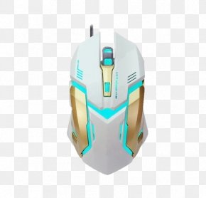Wired USB Computer Mouse - Computer Mouse Clip Art PNG