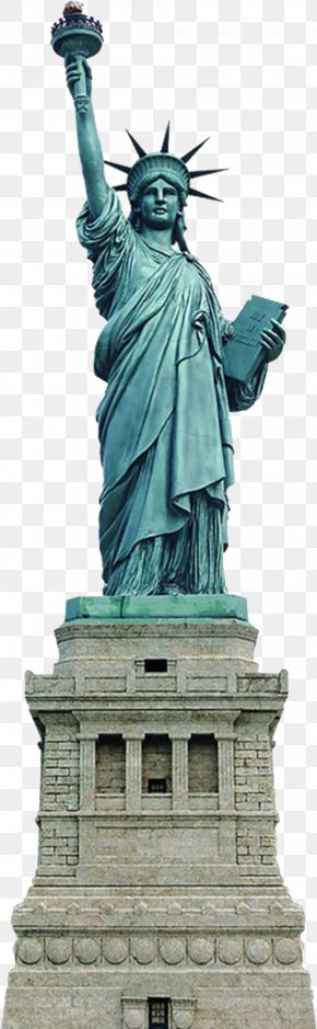 Statue Of Liberty Vintage Decoration - Statue Of Liberty Clip Art PNG