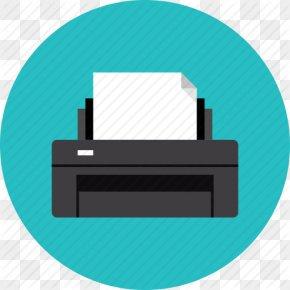 Hardware Laser Printer Icon - Printer Laser Printing PNG
