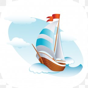 Sailing - Air Travel Clip Art PNG