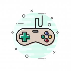 Game - Joystick PlayStation 4 Super Nintendo Entertainment System Video Game Game Controllers PNG