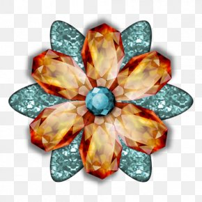 Flower - Flower Clip Art Borders And Frames Design Image PNG