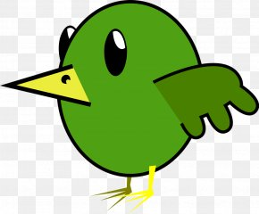 Transparent Bird Cliparts - Hummingbird Cartoon Clip Art PNG