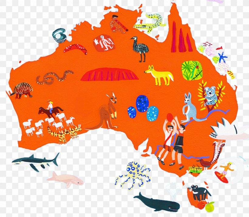 Карта мира австралия картинка