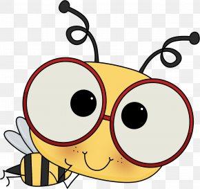 Newspaper Bee Cliparts - Bumblebee Quiz Clip Art PNG
