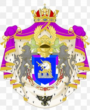 Italy - Kingdom Of Italy Coat Of Arms Emblem Of Italy House Of Savoy PNG