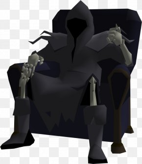 Grim Reaper - Old School RuneScape Death Video Game Non-player Character PNG