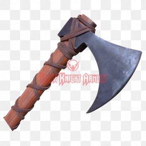 Viking Axe - Battle Axe Throwing Axe Dane Axe Tomahawk PNG