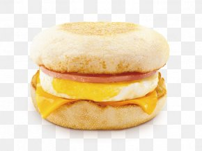 Egg Sandwich - Breakfast Sandwich English Muffin McDonald's Sausage McMuffin McGriddles PNG