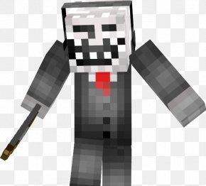 Terminator Face Hd - Minecraft Mods Internet Troll Skin PNG