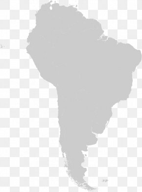 United States - South America United States Latin America Map PNG
