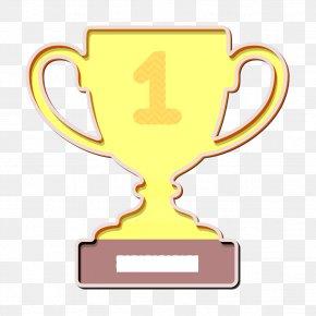 Sticker Tableware - Champion Icon Cup Icon Sports Icon PNG