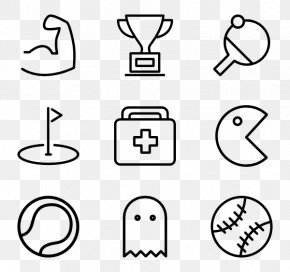 Sports Activities - Smiley Emoticon Clip Art PNG