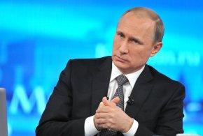 Vladimir Putin - Direct Line With Vladimir Putin President Of Russia PNG