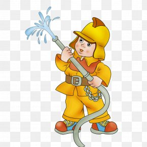 Firefighter - Firefighter Fire Safety Security Clip Art PNG
