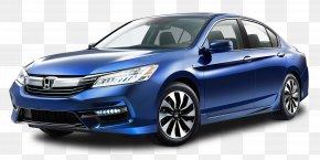 Blue Honda Accord Hybrid Car - 2017 Honda Accord Hybrid Car Honda S-MX Honda Civic Hybrid PNG