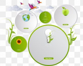 Energy Saving - Energy Conservation Renewable Energy Infographic PNG