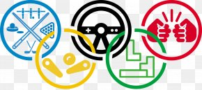 Olympic Rings - 2016 Summer Olympics Opening Ceremony Chicago Winter Olympic Games PNG