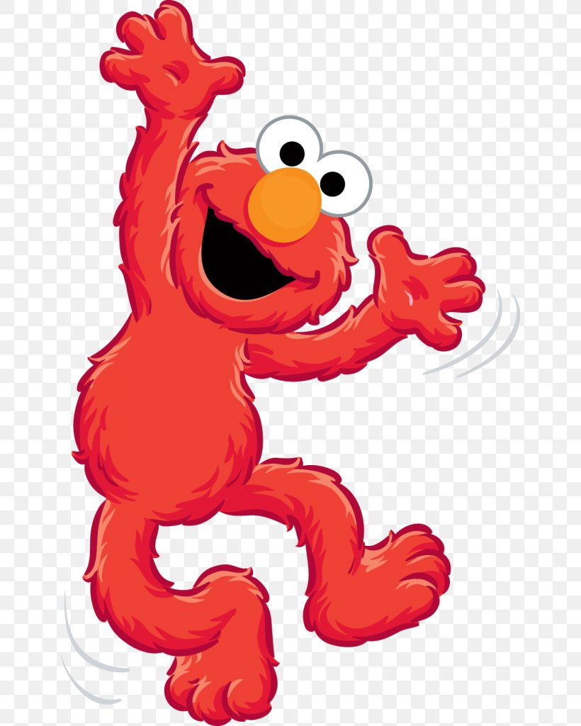 Elmo Birthday Abby Cadabby Oscar The Grouch Clip Art Png
