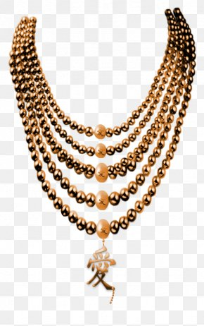 Gold Jewellery HD - Necklace Earring Jewellery PNG