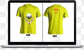 T Shirt Printing Design - T-shirt Clothing Graphic Design PNG