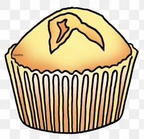 Blueberry - English Muffin Cornbread Clip Art PNG