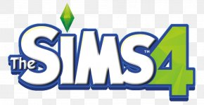 Sims 4 Logo - The Sims 4 Logo Video Games Brand PNG