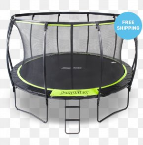 Trampoline - Trampoline Safety Net Enclosure New Zealand Sporting Goods Trampolining PNG