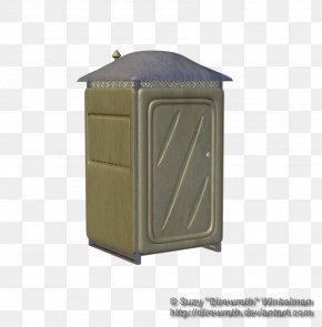 Outhousehd - Outhouse Shed PNG