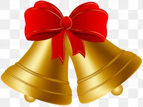 Christmas Bells Clip Art Image - Christmas Jingle Bell Clip Art PNG