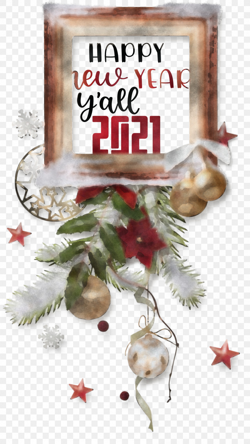 2021 Happy New Year 2021 New Year 2021 Wishes, PNG, 1687x2999px, 2021 Happy New Year, 2021 New Year, 2021 Wishes, Christmas Day, Christmas Ornament Download Free