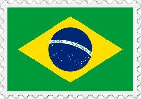 Flag - Flag Of Brazil Empire Of Brazil National Flag PNG