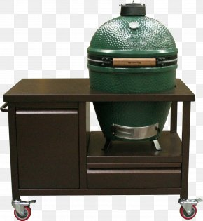 Barbecue - Kamado Big Green Egg Barbecue Outdoor Grill Rack & Topper Drawer PNG