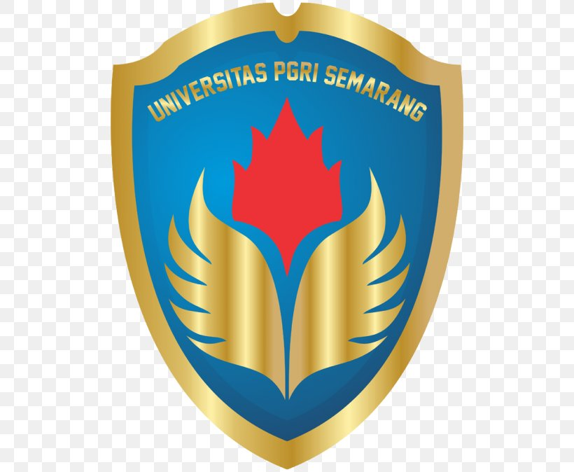 pgri university of semarang logo an example gor upgris png 554x674px university badge college education pgri university of semarang logo an