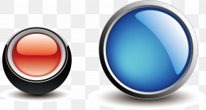 Stereo Button - Button Download Icon PNG