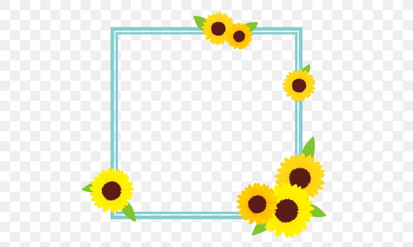 Christmas Picture Frame, PNG, 700x490px, Common Sunflower, Christmas Day, Dog, Floral Design, Flower Download Free