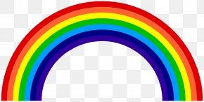 Rainbow Transparent - South Africa Rainbow Nation Apartheid Race PNG