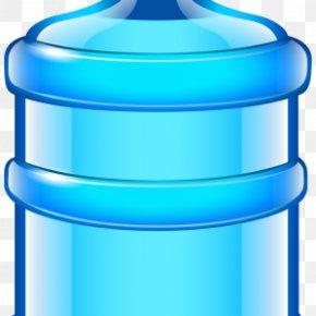 Stick Pattern - Clip Art Water Bottles PNG