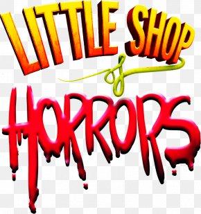 Irepair Shop Logo - Little Shop Of Horrors Musical Theatre Flashdance The Musical Artist Clip Art PNG