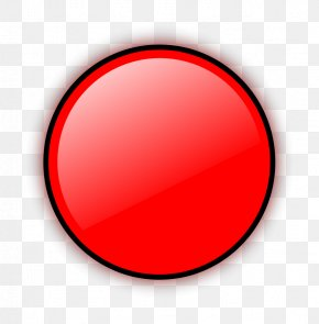 Red Cliparts - Red Circle Font PNG