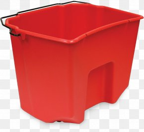 Waste Container Waste Containment - Red Plastic Waste Containment Waste Container PNG