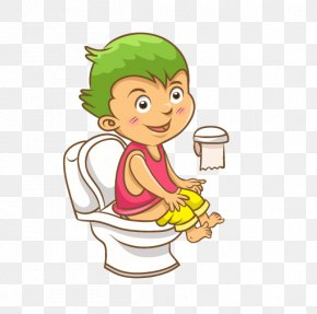 Cartoon Boy - Self-care Child Tooth Brushing Clip Art PNG