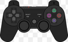 Playstation - PlayStation 3 PlayStation 4 Sixaxis Xbox 360 Controller Game Controllers PNG