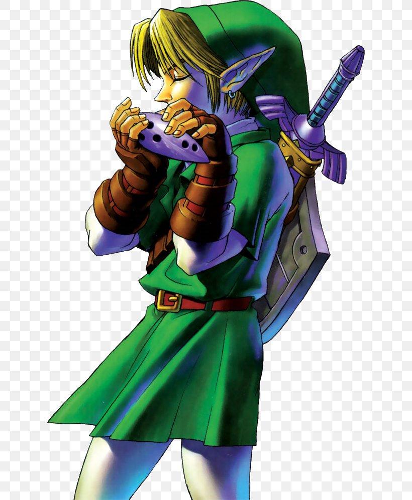 The Legend Of Zelda Ocarina Of Time 3d Link The Legend Of