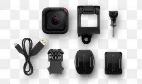 Gopro Cameras - GoPro HERO5 Black Video Cameras 4K Resolution PNG