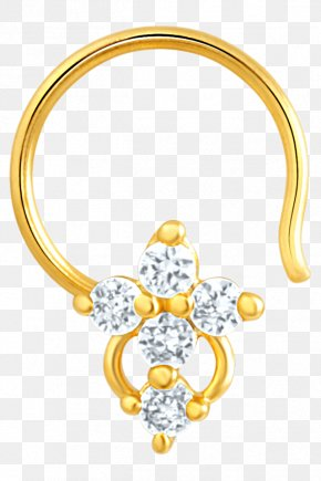 Jewellery - Body Jewellery Costume Jewelry Nose Piercing Cubic Zirconia PNG